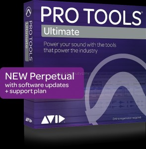 AVID PRO TOOLS ULTIMATE PLN - Software