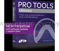 AVID PRO TOOLS ULTIMATE PLNe - Software