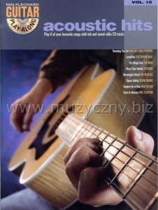 Guitar Play-Along Acoustic Hits Volume 10