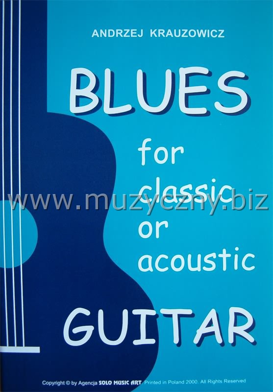 Blues for Guitar _