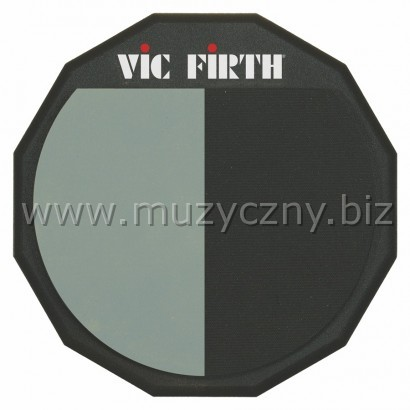 VIC FIRTH PAD12H - Pad jednostronny do ćwiczeń. _