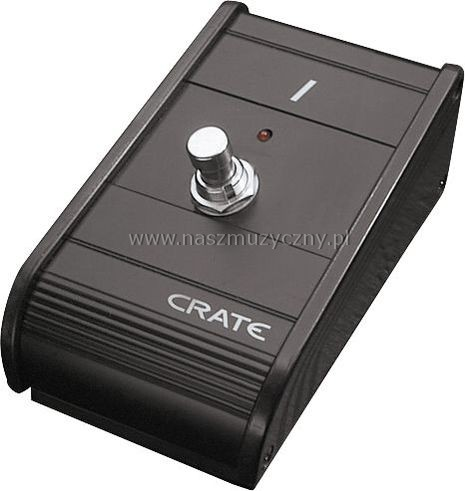 CRATE CFS 1 - Footswitch nożny _